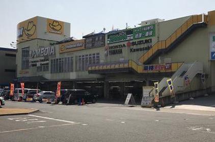 レンタルバイク新山下店