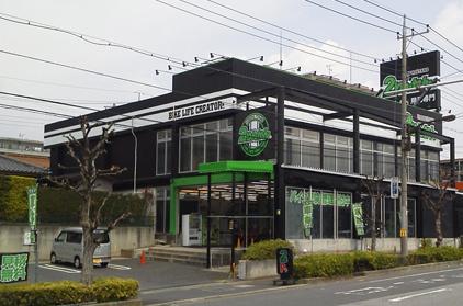 レンタルバイク東川口店