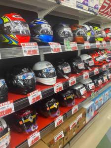 ARAI SHOEI KABUTO フルフェイスヘルメット ジェットヘルメット 半キャップ インナーバイザー MFJ お買い得商品 松山2りんかん 各メーカー セール