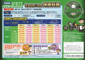 バイク任意保険02