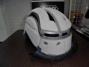 ヘルメット内装