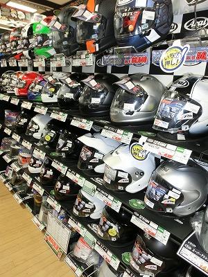 アライ 岡山 倉敷 福山 バイク車検 タイヤ ヘルメット ウェア グローブ バッテリー ETCB+COM